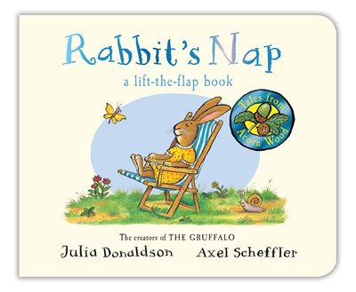 Book cover for Rabbit's Nap